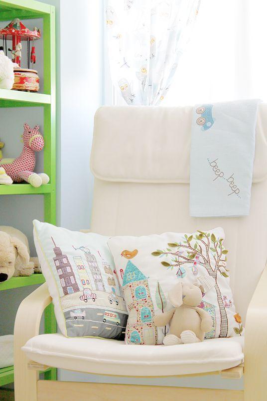 Burro y la zanahoria: Un vivero hecho con amor! Una sala para niños especiales ...