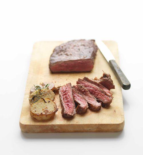 F36 - Flank Steak vom Black Angus Rind, AUS, ca. 1,7 - 2,2 kg