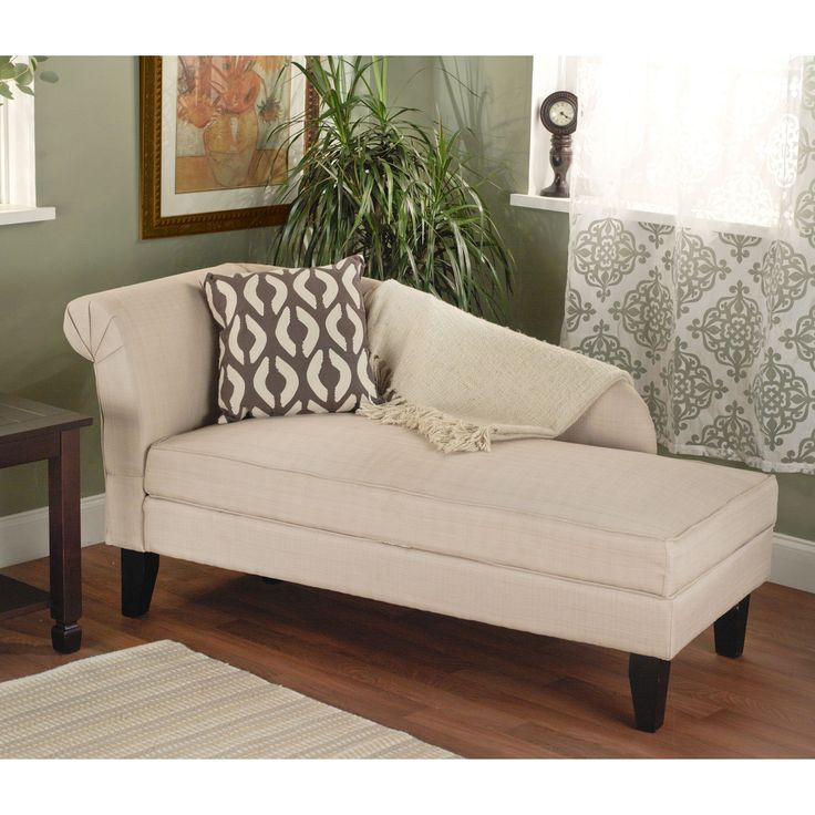 Simple Living Leena Storage Chaise - Overstock Shopping - Great Deals on Simple Living Benches