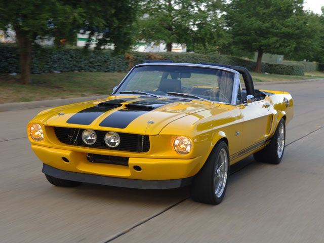 Ford Mustang 1968.