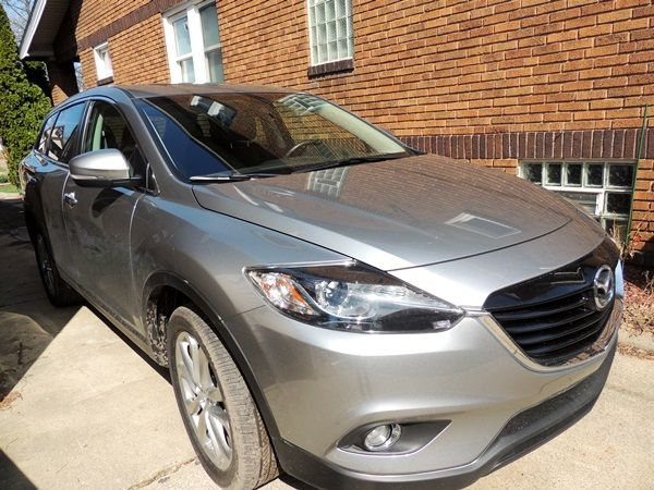 Mazda CX-9 7-Passenger Crossover Review