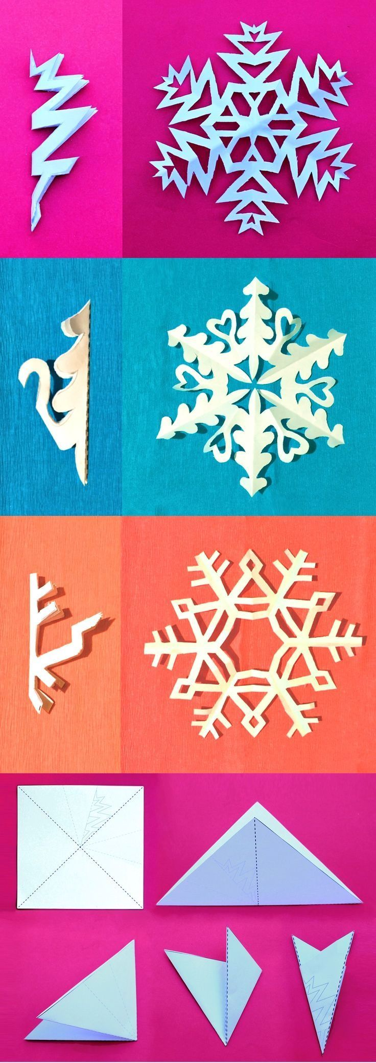 Snowflake templates at http://happythought.co.uk https://happythought.co.uk/product/holiday-craft-activity-printables