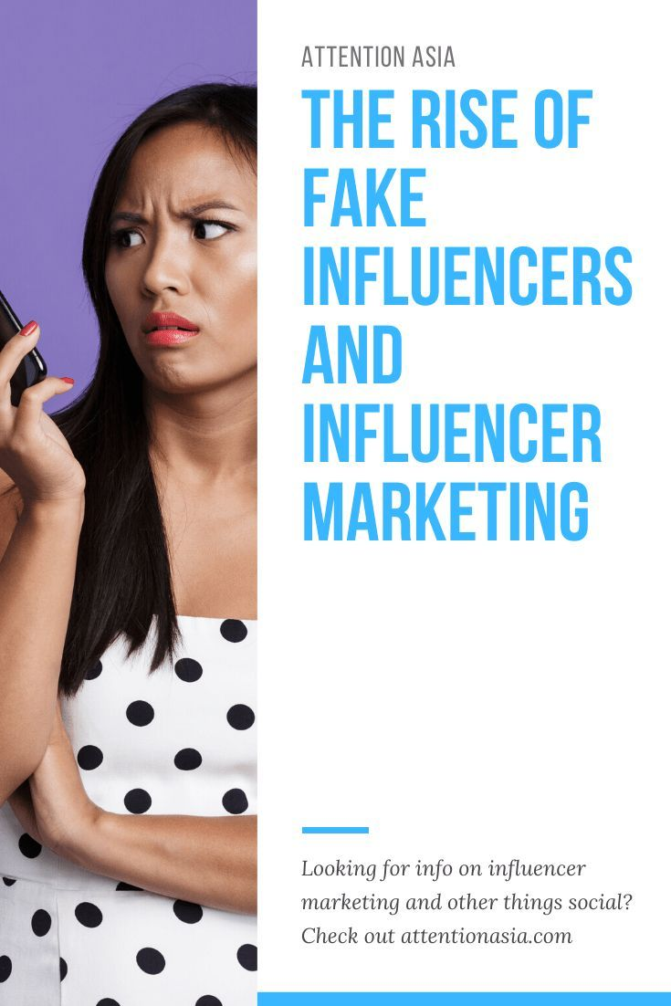 The Rise Of Fake Influencers Is It A Threat To Influencer