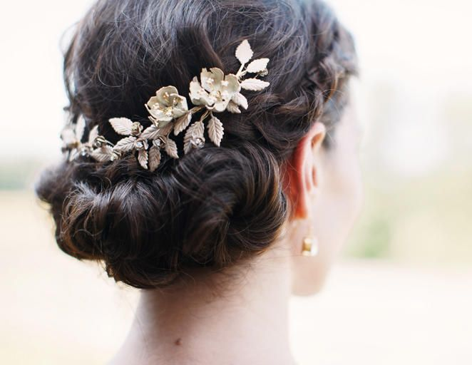 10 Lavish Wedding Hairstyles For Long Hair: 1000+ Ideas About Medium Wedding Hairstyles On Pinterest