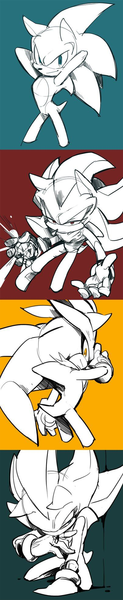 456 best silver the hedgehog images on pinterest shadows