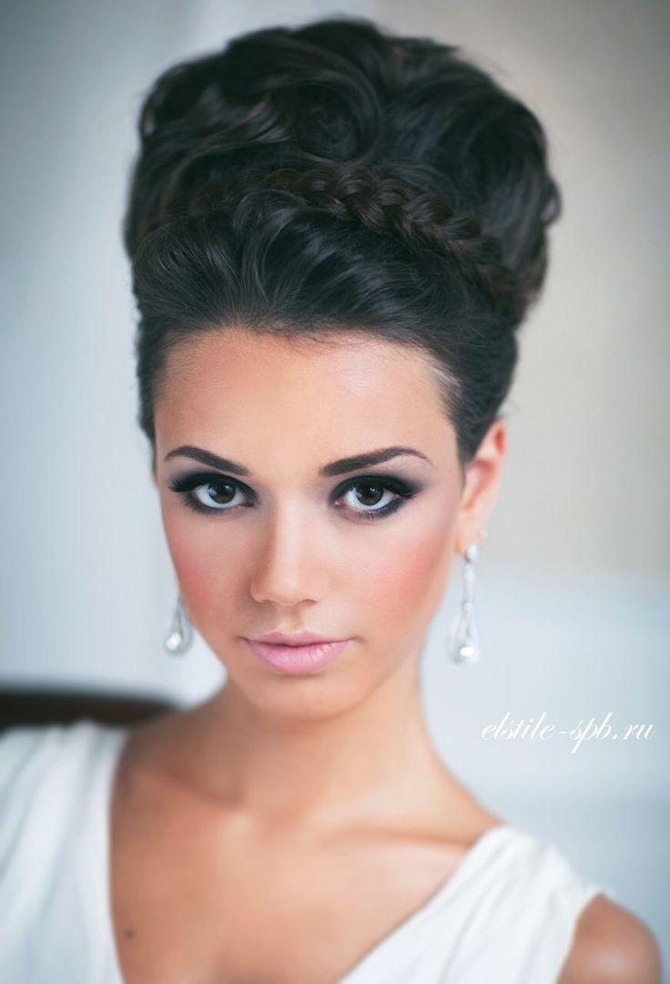 Make up & hair by ELSTILE / elstile.ru Smokey eyes