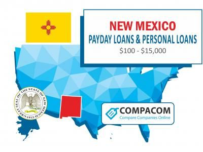 Compare Loans Bad Credit >> 100 1 000 Payday Loans In New Mexico Available For Bad Credit