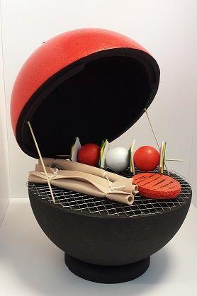 Sinterklaas surprise barbecue - www.ruan.nl