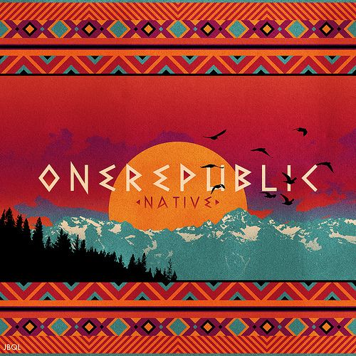onerepublic native poster - Google Search