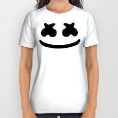marshmellow All Over Print Shirt