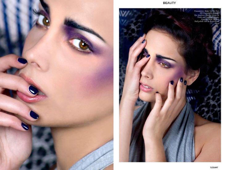 Black Butterfly for ELEGANT Magazine (USA) | Timea Ruman-Roka | LinkedIn