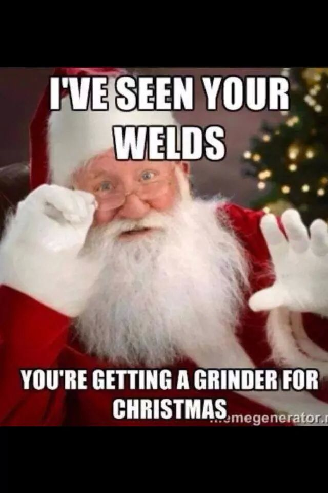 Grinder is a must!!! Hahaha
