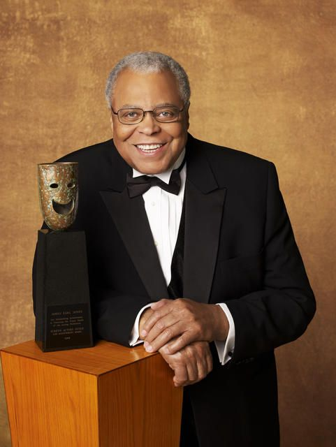 James Earl Jones - Actor - One of the best. Mufasa, King Joffe Joffer, Darth Vader. Enough said. Served in the Korean War, like my Grandfather. True hero.
