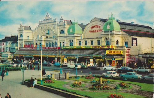 WINTER GARDENS MORECAMBE