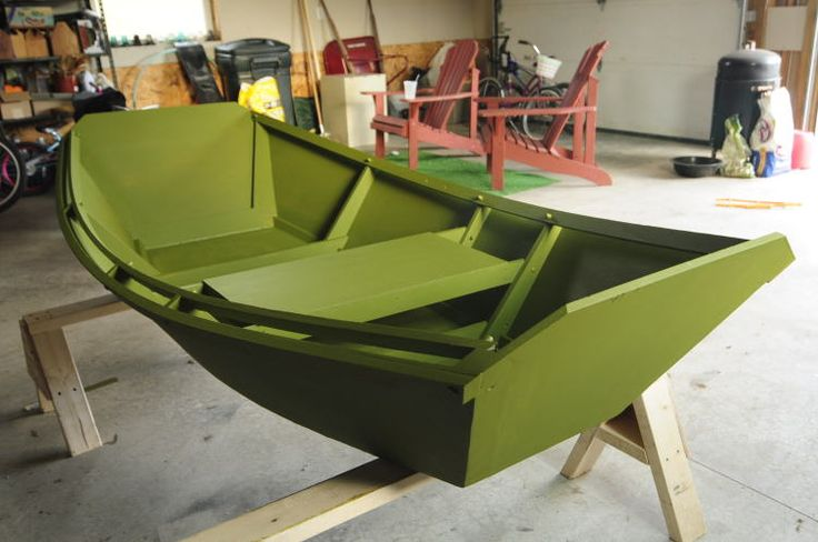 Pram Boat Plans Plywood : Images about small wood boats on pinterest plywood