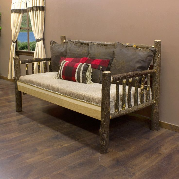 hickory daybed