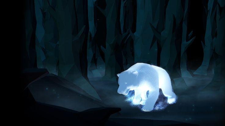 Patronus bear