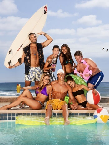 The Real World - San Diego not a movie, but i love this show