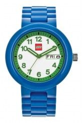 LEGO® Classic Adult Watch (Blue/Green)