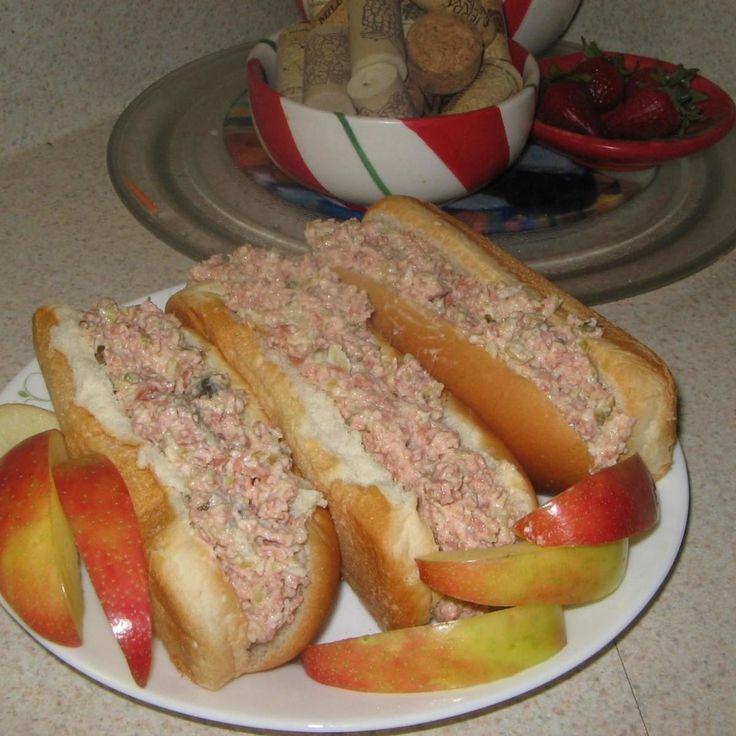 Ground Bologna Sandwich Spread