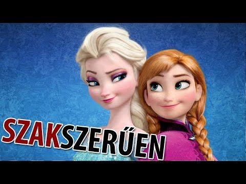 A Frozenről szakszerűen - YouTube