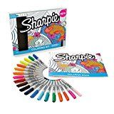 #DailyDeal Sharpie Permanent Markers, 10 Fine and 10 Ultra-Fine Tip, Assorted Colors with Aquatic-Themed...     List Price: $29.99Deal Price: $8.88You Save: $21.11 (70%)Sharpie Permanent Markers, https://buttermintboutique.com/dailydeal-sharpie-permanent-markers-10-fine-and-10-ultra-fine-tip-assorted-colors-with-aquatic-themed-adult-coloring-book/