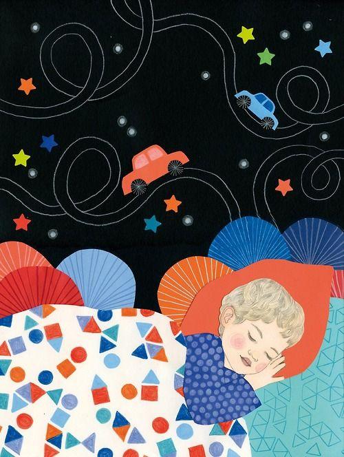 Les petits dormeurs d'Ilya Green.