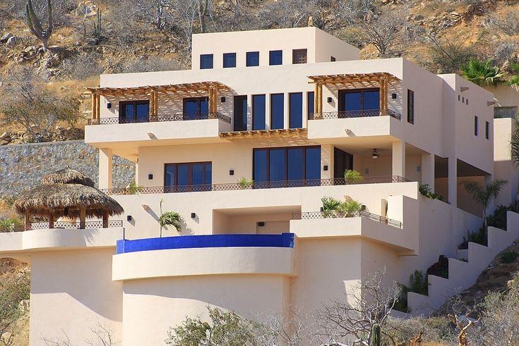 Villa Sebastian  -- Cabo San Lucas #LuxuryTravel www.lujure.ca