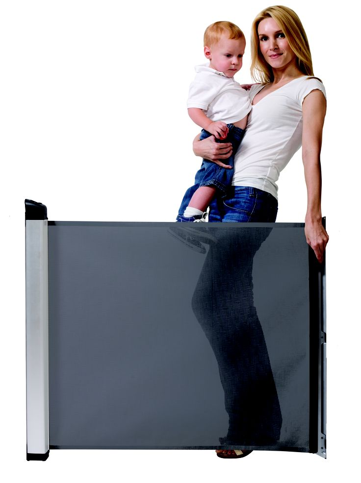 KiddyGuard AVANT is the top model in the KiddyGuard line of gates for families with small children. It fits beautifully into every home. www.lascal.se  pinterest.com/lascal