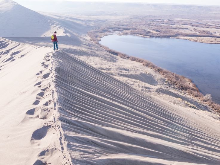 Hike the Bruneau Sand Dunes, Idaho