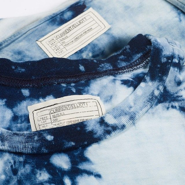 our new indigo summer tie dye wash is a go  visit the link in our bio for the full range of styles