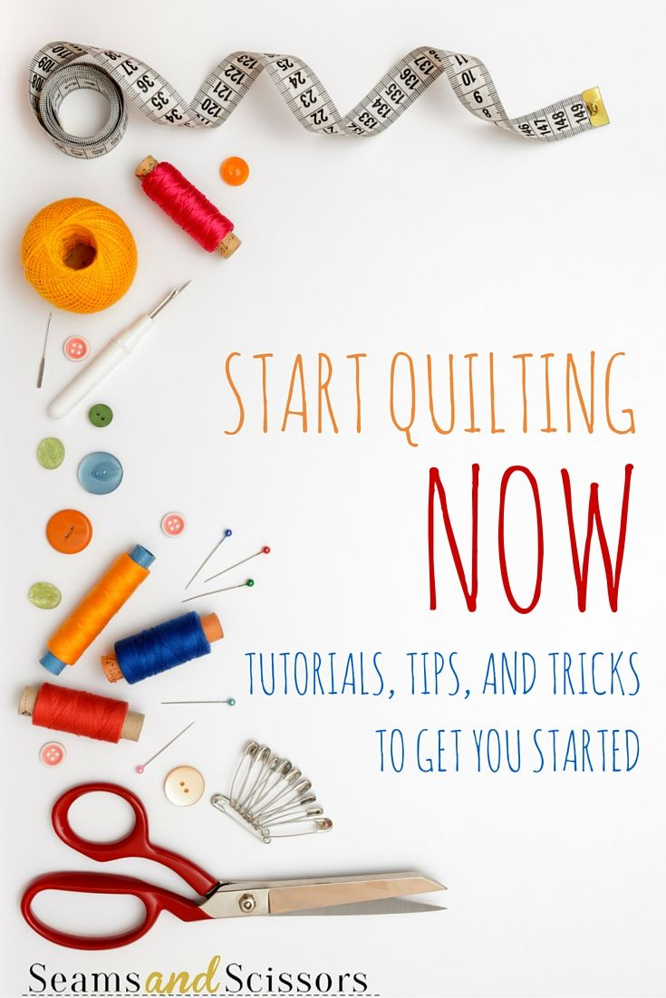 Have you ever wanted to learn how to quilt? This guide is for you!