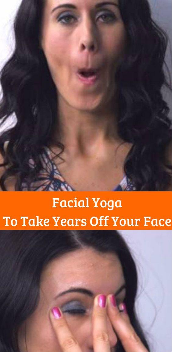 facial yoga exercices
