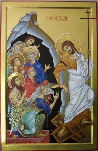 Resurrection -  per mano di Giuseppe Sagona - iconecristiane - Picasa Web Albums