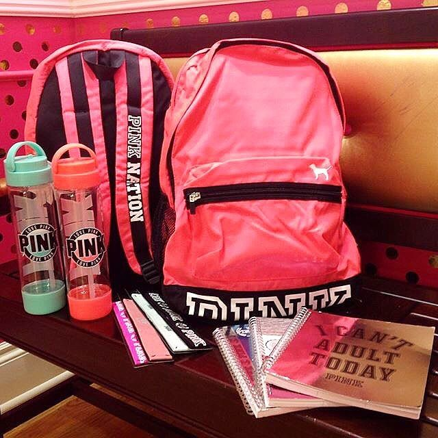 Hey #PINKNation, did you get your exclusive $30 Backpack?