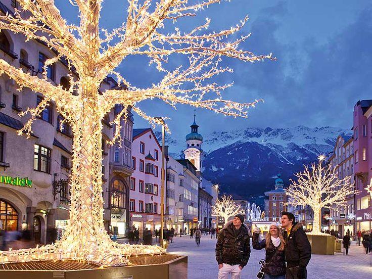 [Austria] Mercatini di Natale a Innsbruck