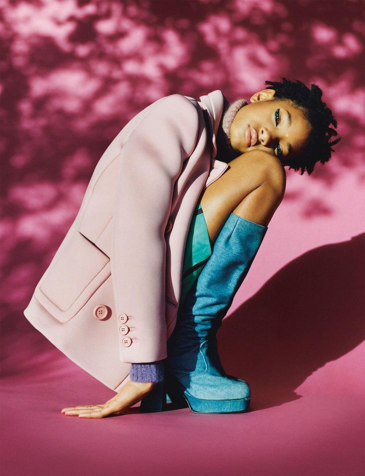 willow smith: fluorescent adolescent | read | i-D