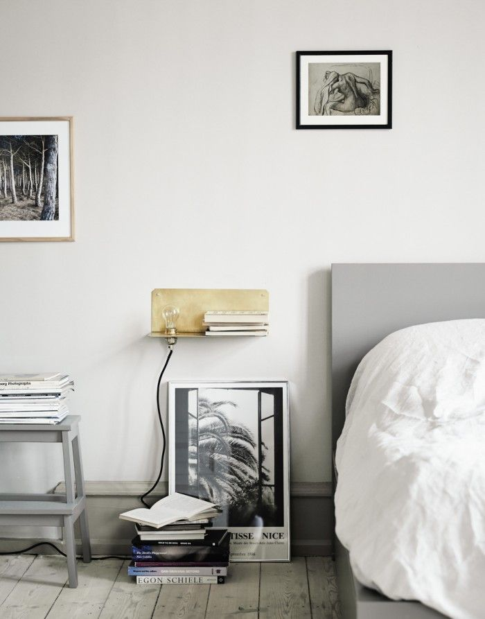 Ems Designblogg / One Pic Wednesday: Bedside Curator // #Architecture, #Design, #HomeDecor, #InteriorDesign, #Style