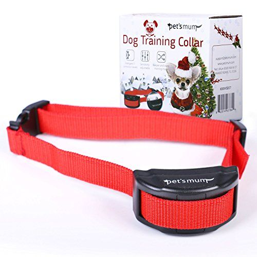 Best price on Advanced Anti - Bark Collar with 2 Bonus Dog Training E-book By Pet's Mum Offer Easy to Use & Safe Bark Control Dog Collar, Static Vibration Shock No Bark Collar for Small/medium/large Dog, Best Gift  See details here: http://cutepetmart.com/product/advanced-anti-bark-collar-with-2-bonus-dog-training-e-book-by-pets-mum-offer-easy-to-use-safe-bark-control-dog-collar-static-vibration-shock-no-bark-collar-for-smallmediumlarge-dog-best-gift/    Truly a bargain for the inexpensive…