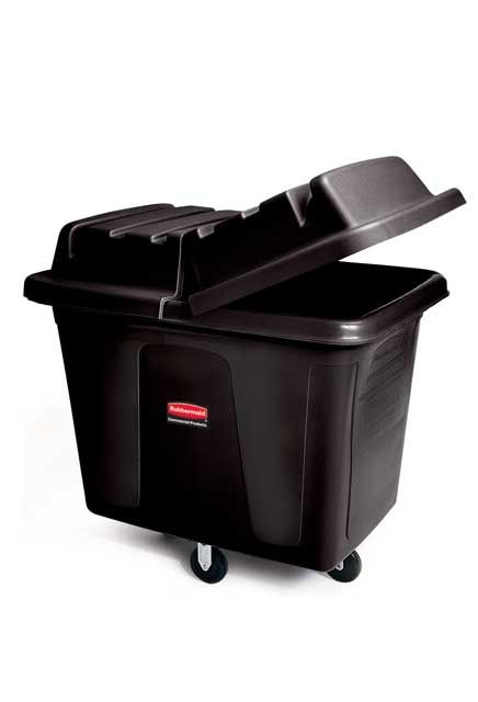 Black laundry trolley: Laundry cubic trolley 8 foot.