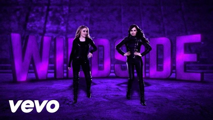 """Wildside (From """"Adventures in Babysitting"""" (Official Lyric Video)) By Sabrina Carpenter and Sofia Carson"""