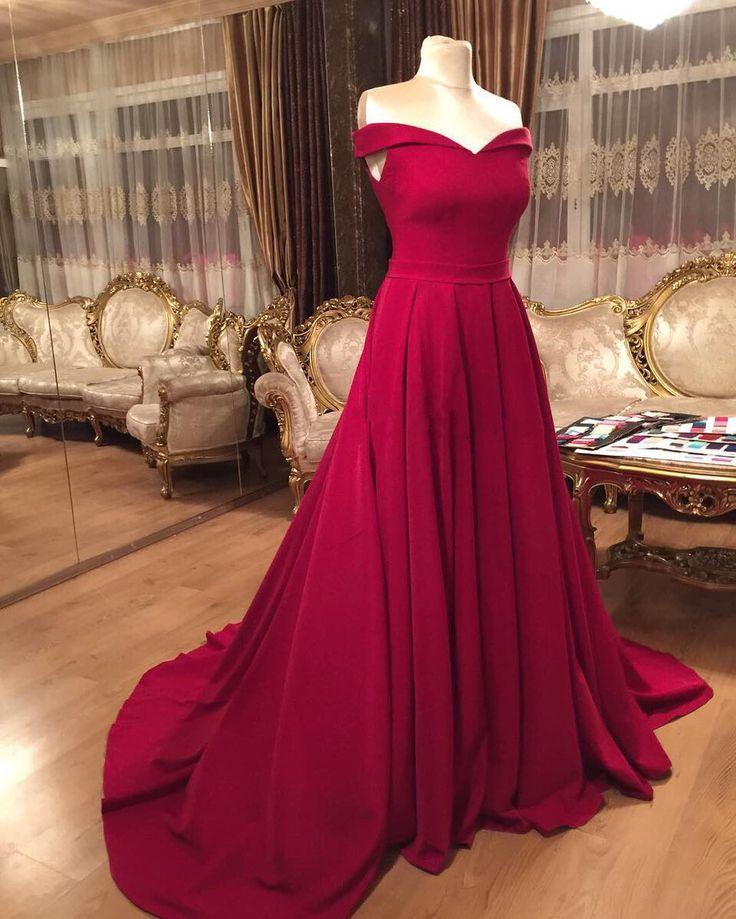 1000+ ideas about Burgundy Dress on Pinterest
