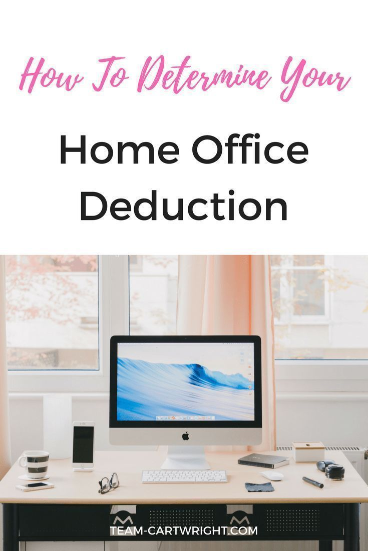 Home Office Deductions for Bloggers