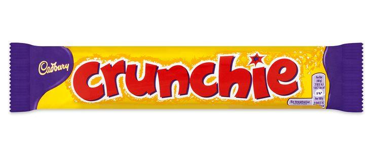 Cadbury Crunchie Chocolate Bar