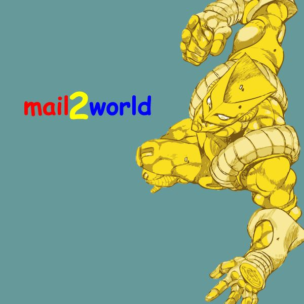 Mail2World with the World