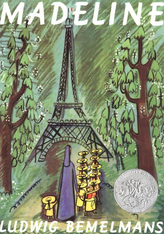 -Ludwig Bemelmans: Worth Reading, Girl, Kids Books, Madeline, Books Worth, Childrens Books, Children S Books, Children Book