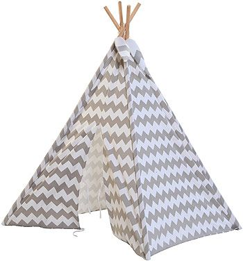 Discovery Kids Canvas Teepee