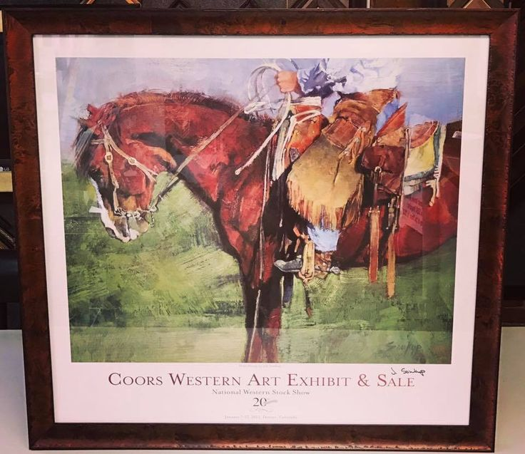 the nationalwestern stock show may be over but were still framing their