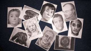 England's unclaimed dead and the people trying to give them a name - BBC News