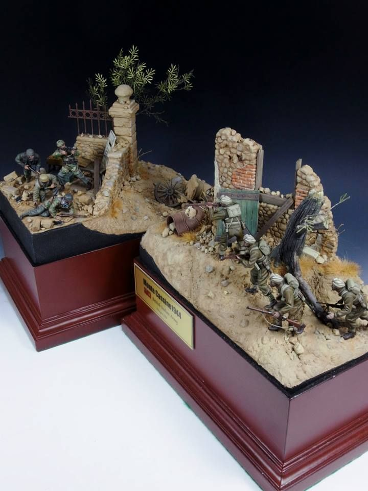 1030 best world war ii dioramas images on pinterest for Scale model ideas